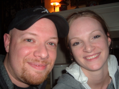January 1, 2007: Not Chad And Not Aimee.