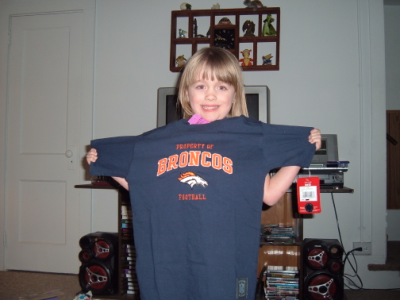 February 12, 2007: My Favorite Bronco.