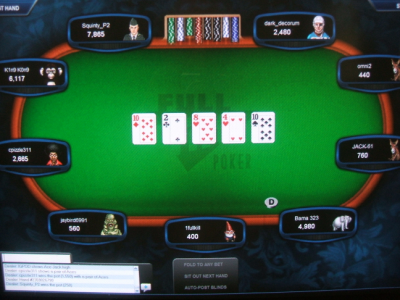 May 5, 2007: Squinty_P2 - Chip Leader.
