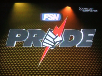 May 13, 2007: Pride For PrideFC.
