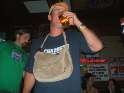 May 19, 2007: Pimpin' Da Purse.