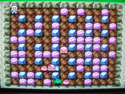 June 11, 2007: Bomberman, Japanese Style.