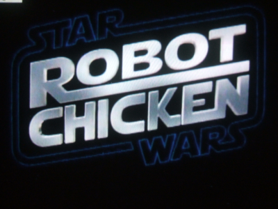 June 17, 2007: Star Wars - Chickenstyle.