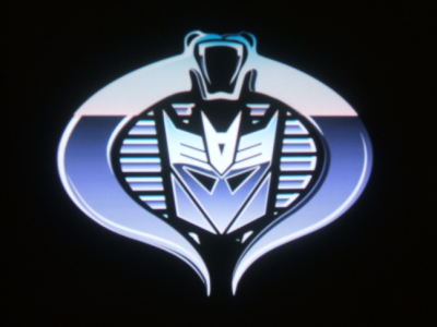 August 29, 2007: Union of Decepticon and Cobra Forces.