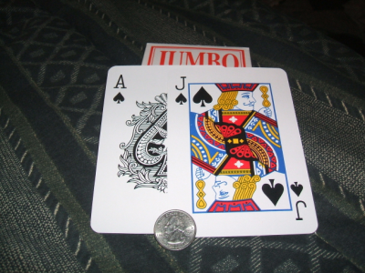 October 14, 2007: Monster Poker Hand.