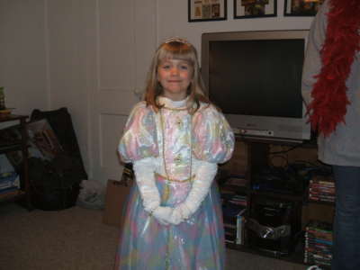 October 31, 2007: My Favorite Princess.
