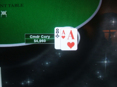 November 1, 2007: Welcome To Poker, Stars.